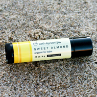 Sweet Almond Organic Lip Balm