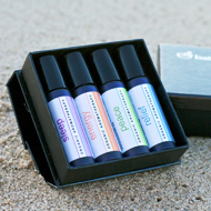 Organic Aromatherapy Set of 4